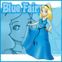 Patch: Blue Fairy by Street-Angel