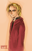 -Trade- Edward Elric by Makirou