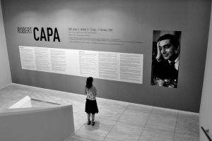 exhibition of THE photographer by torobala
