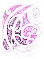 Maori - tribal sketch by WildThingsTattoo
