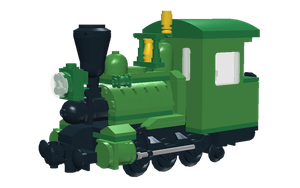 "Another ""Sugarcane"" Locomotive by Kota123"