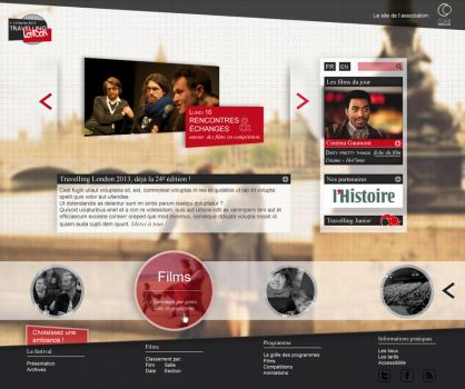 Webdesign Festival travelling2 by avecmonpinceau