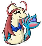 Milotic Chibi by RedPawDesigns
