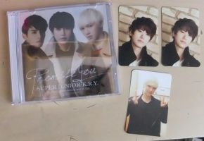 K.R.Y Promise you CD+DVD Limited by CheekyFlower