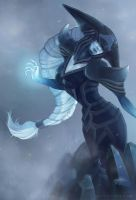 League of Legends - Lissandra by rauine
