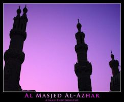 Azhar Sunset by A7mads