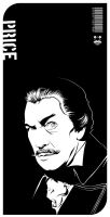 Vincent Price by craniodsgn