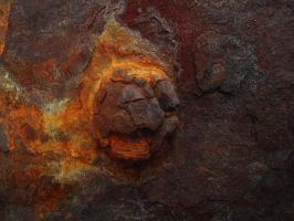 Rusted knob by Reborn-Illusion