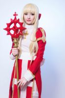 Ragnarok Online - High Priest by Axilirator