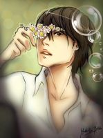 EunHyuk 6jib teaser photo fanart by MadziaVelMadzik