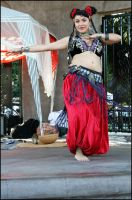 Belly Dancer 1 by DiSleXik2501