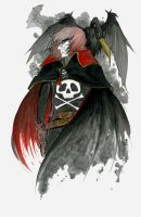 Captain Harlock by PhantomSeptember