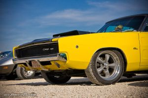 Yellow Mopar Beast II by AmericanMuscle