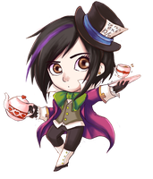 Kai Mad Hatter by Abeille-Brillant