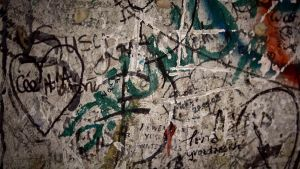 Berlin Wall by elusive