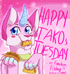 Happy 3rd Takos Tuesday! by R-A-Enbows