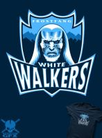Frostfang White Walkers - Sports team logo by R-evolution-GFX