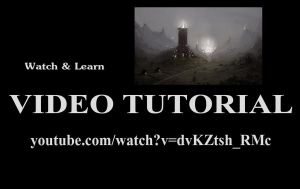 Watch and Learn - Video Tutorial no.1 by p00se2