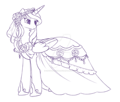 Formal Fair Shine by Crystal-Comb