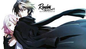 Guilty Crown Render 2 by BickslowFT