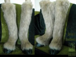 Hoof Boots by Magpieb0nes