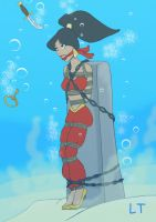 Jasmine Water Peril by LouisTarado