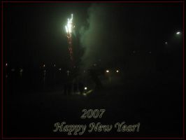 Happy New Year by malefique