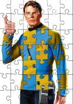 KIRK AND SPOCK PUZZLE by bartelnathaniel
