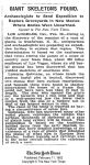 New York Times 1902 Article  Ovr 12 ft Giant Found by TheGrigoriAnime