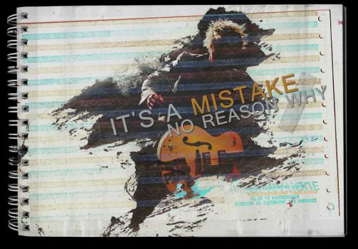 It's a mistake by Amurrr