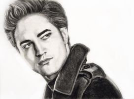 Edward Cullen by TomsGG