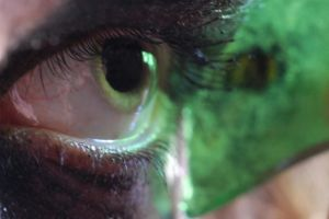 eyes of green by alb-aster
