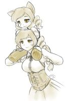 Mami tower by AlloyRabbit