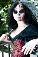 Death becomes her IV by kickthebucket
