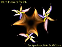 BD's Flowers for PL by Fractal-Resources