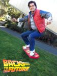 Back to the future Cosplay by Q-Dog2099