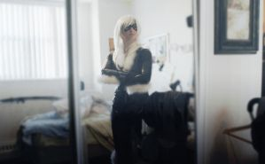 The Black Cat - Felicia hardy by whitetiger76