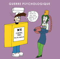 Guerre Psychologique by ZeFrenchM