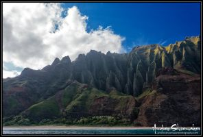 Na Pali Cathedrals by AndrewShoemaker