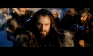 Thorin Oakenshield Screenshot Angry by Goldie4224