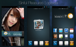 Sinful Pleasures by opbeta