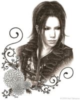 "Aoi ""Spider Mum"" HANDDRAWN by Mari-chan05"