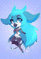 Alivia _ Tiny Version by playfurry