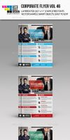 Corporate Flyer Template Vol 46 by jasonmendes