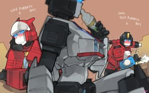 BJ/PCJ licking bunny. by coo-coo-coo