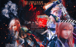 Lightning Wallpaper by MaryInma
