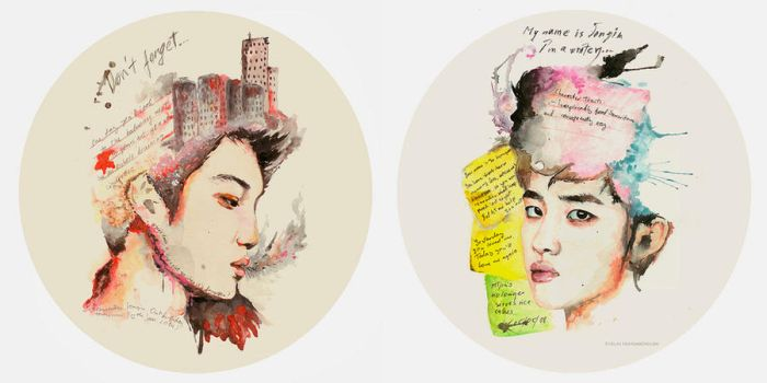 Anterograde tomorrow by Evelin-Novemberdusk