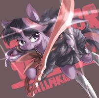 Scissor Twilight in kill la kill by Magiace