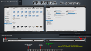 celestica in progress by RaymonVisual