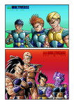 FF U19 illustrations colored by BK-81